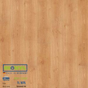 Sàn gỗ công nghiệp BINYL TL 1675 8mm