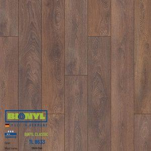 Sàn gỗ công nghiệp BINYL TL 8633 8mm