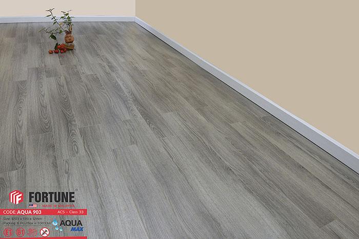Sàn gỗ công nghiệp Fortune Aqua 903 2