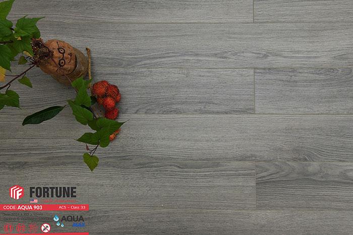 Sàn gỗ công nghiệp Fortune Aqua 903