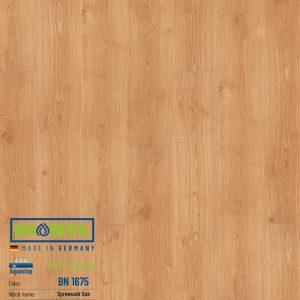 Sàn gỗ công nghiệp BINYL BN 1675 12mm