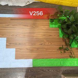 Sàn nhựa Glotex dán keo 256