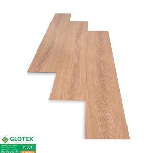 Sàn nhựa Glotex dán keo 361