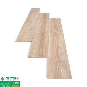 Sàn nhựa Glotex dán keo 363