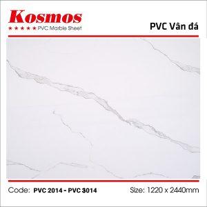 Tấm ốp vân đá Kosmos PVC 2014 hoặc PVC 3014